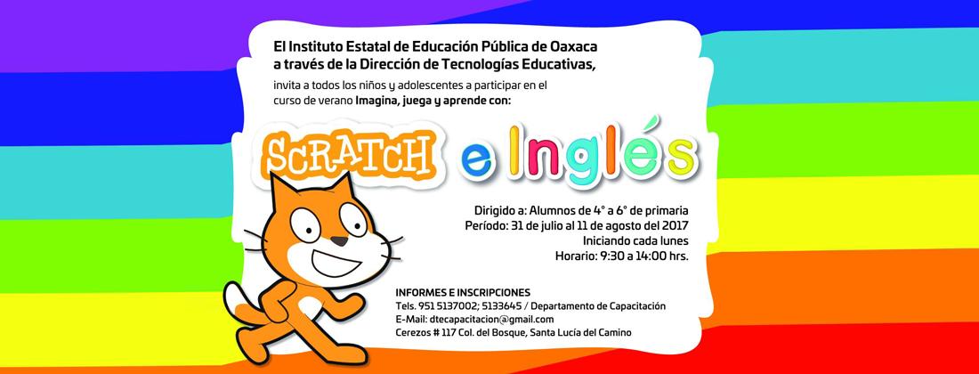 Scratch e Inglés
