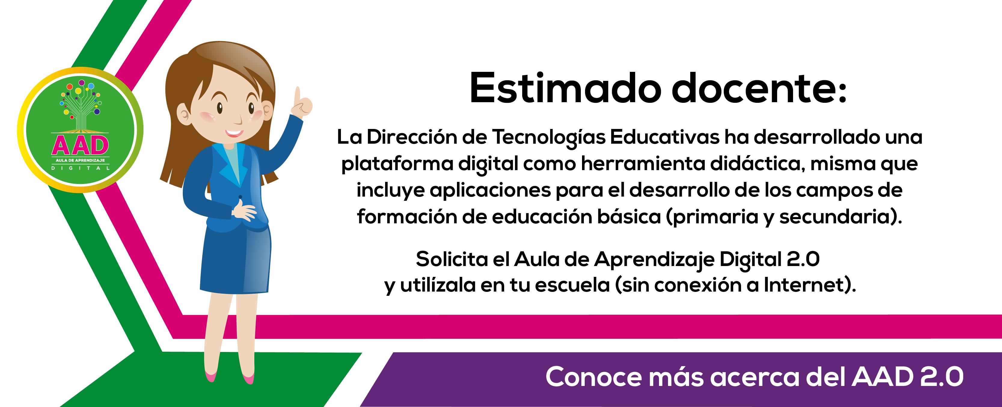 AULA DE APRENDIZAJE DIGITAL 2.0